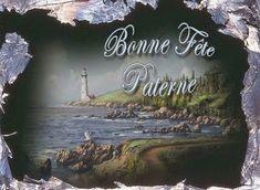 Souhaitons une Bonne Fête à Paterne, Patern, Padern, Paterniano ----