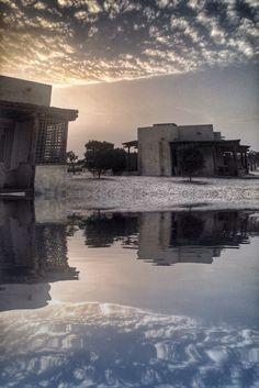 A room with a view #Anantara #Sir_Bani_Yas #Island  #SirBaniYas #AbuDhabi #Anantara #AlSahelVillaResort #Luxury #AbuDhabi