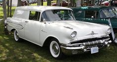 1957 Pontiac Sedan Delivery