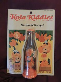Image detail for -Vintage 1967 Kola Kiddles Olivia Orange , Mattel Inc. - NIP for sale Childhood Toys, Childhood Memories, Vintage Barbie, Vintage Dolls, Old Fashioned Love, Make Happy, Barbie Friends, Thing 1, Retro Toys
