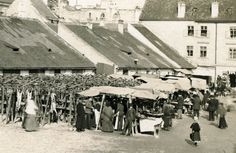 Ako dostal Prešporok prvú mestskú tržnicu - Bratislavské rožky Bratislava, Nostalgia, Street View