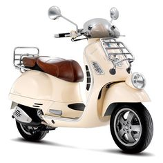 2013 Vespa GTV 300ie Scooter Review ❤ liked on Polyvore featuring cars, vehicles, transportation, accessories and home