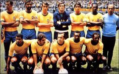 Brasil Campeon del Mundo 1970