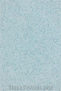 Attractive 3003 Sky Blue Galaxy Quartz Tiles