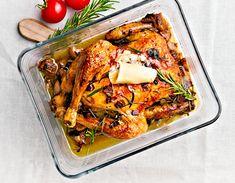 Recept : Kuře pečené na způsob bažanta | ReceptyOnLine.cz - kuchařka, recepty a inspirace