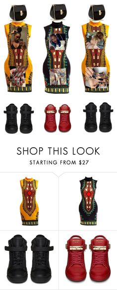 """""""👑Ain't Normal👑"""" by genevieve-an ❤ liked on Polyvore featuring Giuseppe Zanotti, BUSCEMI and Chloé"""