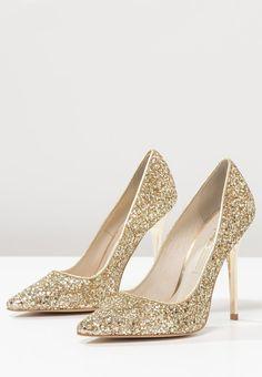 Pedir Buffalo Zapatos altos - gold por 89,95 € (14/11/15) en Zalando.es, con gastos de envío gratuitos.