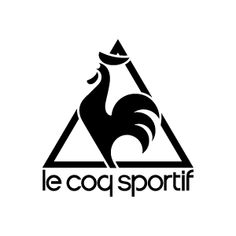 Explore the world of the le coq sportif brand. Discover and buy our new styles of sports shoes, clothing and accessories - lecoqsportif Logo Sport, Sports Logo, Le Coq Sportif Logo, Vector Logos, Hd Icons, Logo Luxury, Shirt Label, Sneaker Stores, Animal Logo