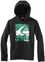 Quiksilver Boys 2-7 Solo Brother Hoodie