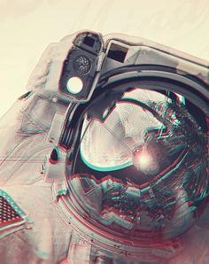 Photograph - Astronaut
