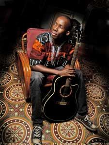 Hailed as Haiti's musical ambassador to the world, BélO is an award- winning, socially conscious singer-songwriter with a sophisticated sound, a mixture of Jazz, Rock, Reggae and Afro-Haitian rhythms known as Ragganga.