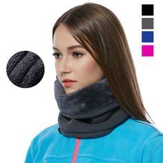 3in1 Outdoor Inverno Addensare Warm Fleece Neck Warmer Snood lo Sci di Biciclette di Ciclismo Sciarpe Uomini Bufanda Sciarpa Donne Cachecol Feminino