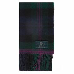 Baird Tartan Scarf from Gretna Green #TartanScarf #PlaidScarf £14.99