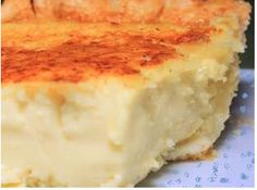 Recipe for Grandmas Coconut Custard Pie - This was one of Grandma's holiday pies. we loved it! This pie was so scrumpdiliicious, and was a hit. BEST coconut pie EVER! by shauna Custard Recipes, Coconut Recipes, Pie Recipes, Sweet Recipes, Best Coconut Custard Pie Recipe, Custard Pies, Recipies, Coconut Desserts, Cuban Recipes