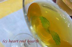 Sake Drink Green Tea