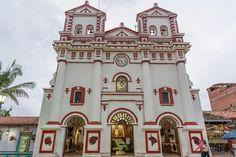 @ericklopezphotography   Guatepé, Colombia. Notre Dame, Instagram, Building, Travel, Guatape, Colombia, Viajes, Buildings, Destinations