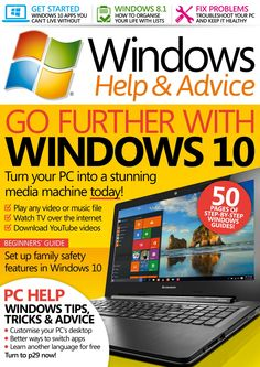 Windows Help & Advice. Go further with #Windows 10.