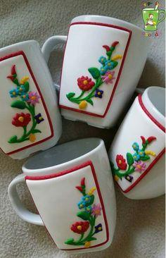 #handmade #hungary #fimo #cup #coffee #csipcsupcsodak