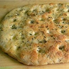 """Easiest Focaccia Recipe 
