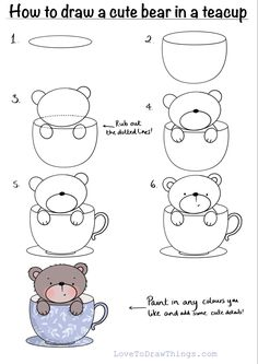 Easy Doodles Drawings, Easy Doodle Art, Easy Drawings For Kids, Simple Doodles, Art Drawings Sketches Simple, Cute Doodles, Drawing For Kids, Cute Drawings, Art For Kids