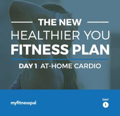 I'm so excited to be teaming up with MyFitnessPal for The New Healthier You Fitness Plan! The goal of this program is simple: to help you make regular movement part of your routine or to help you get back into a regular exercise plan after a long hiatus. For the next seven days, you'll see …