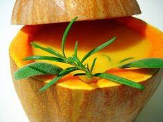Krem z dyni (Crema de calabaza) - Hiszpanskie JedzenieHiszpanskie Jedzenie