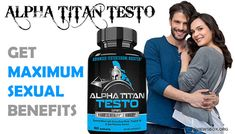Alpha Titan Testo is an advanced testosterone booster that acts on hypogonadism to refuel manhood for its best performance at late. See more at: Testosterone Cypionate, Testosterone Therapy, Low Testosterone Symptoms, Natural Testosterone, Increase Testosterone, Testosterone Booster, Increase Bone Density, Reduce Body Fat, Endocrine System