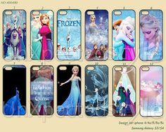 Disney frozen Phone Cases iPhone 5 Case iPhone by UnXpectedstyle, $8.99 I want to go see Frozen soo badly!