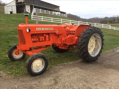 Allis Chalmers AC D15 tractor with hydraulic Loader for ...