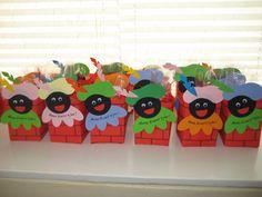 Zwarte Piet bakje