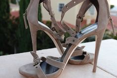 Love The Fabulous: My Portugal Vacation Shoes 2012 Portugal Vacation, Suede Sandals, Giuseppe Zanotti, Personal Style, High Heels, Shoes, Fashion, Moda, Zapatos