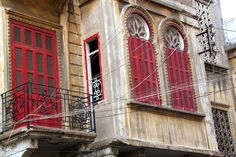 old house in Beirut