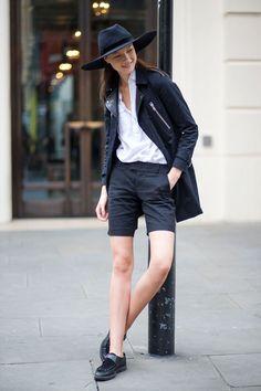 London Fashion Week Spring 2015 Street Style