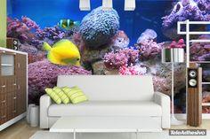 Papier peint vinyle Aquarium 1
