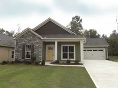 Craftsman Style Homes On Pinterest New Homes For Sale