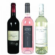 Découvrez nos coffrets 3 vins d'été Découverte ! À partir de 23,97€