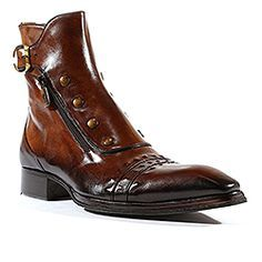 Ghost Inglese Leather Playo Mens Tabacco Shoes Italian Brown Jo Zc6WRp1K6