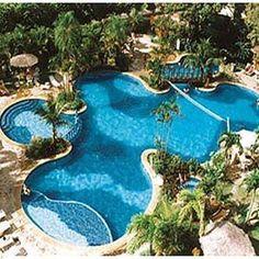 backyard pool escapes by CourtneyBeth