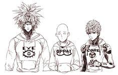 genos is modern art One Punch Man 1, One Punch Man Funny, One Punch Man Manga, Anime One, Manga Anime, Anime Stuff, Saitama, Lord Boros, Marvel