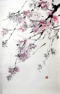 40 Ink painting Ideas For Inspiration - Bored Art
