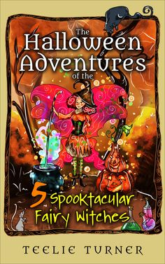 In this book you will find 5 delightful stories about some of the cutest fairy witches. • You will be introduced to Chef Gardenia and The Sweet Fairy Treats. There is not one fairy anywhere in all of Fairy Land who does not love sweets, especially those created by fairies themselves. Learn how she uses her magic to create amazing Halloween treats. #halloweenbooks
