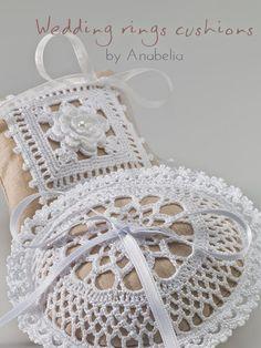 ramo de novia crochet - Buscar con Google