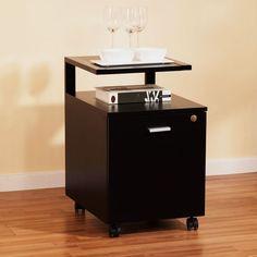 Newton Modern Equipment Trolley / File Cabinet