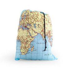 Travel Laundry Bag #stocking #stuffer #ideas