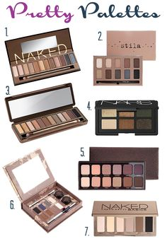 Palettes: 7 of the Best Eyeshadow Palettes to Invest In! (All Things Pretty) Pretty Palettes: 7 of the Best Eyeshadow Palettes to Invest In!Pretty Palettes: 7 of the Best Eyeshadow Palettes to Invest In! Best Eyeshadow Palette, Makeup Palette, Neutral Eyeshadow, Shimmer Eyeshadow, Makeup Dupes, Skin Makeup, Makeup Remover, Drugstore Eyeshadow, Mac Lipstick