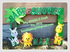 Marco para Fiesta_Safari_Baby_Shower