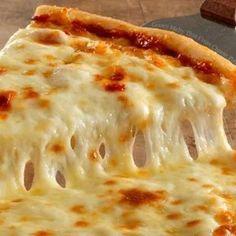 Pizza de liquidificador fácil
