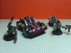 Buggies Orkos