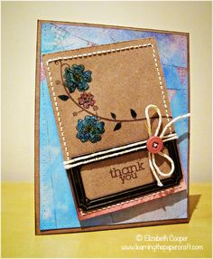 Splitcoast Gallery - Garden Lover's Card with Flower Seed Packet