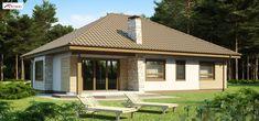 Z19 to wyjątkowy dom z kategorii projekty domów jednorodzinnych Gazebo, Shed, Outdoor Structures, Outdoor Decor, Home Decor, Projects, Lean To Shed, Room Decor, Coops